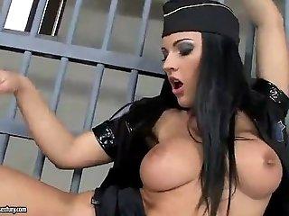 Horny Police Lesbians Pussy