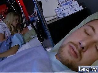Hot Sex Scene Action Between Doctor And Patient clip-11